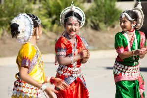 Diwali Festival on Oct. 23 in front of the Bankhead Theater