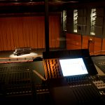 Sound Room in the Bankhead Theater