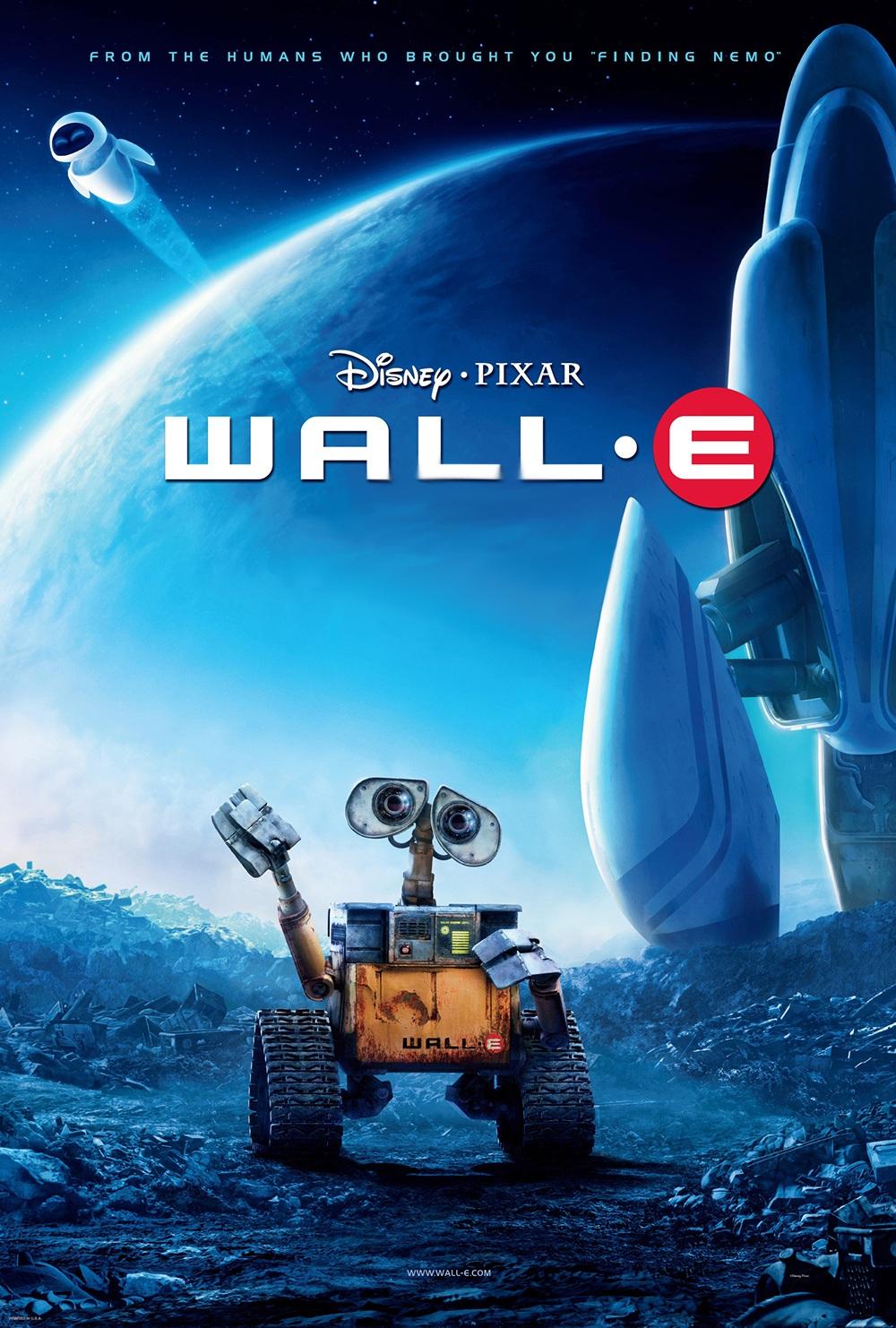 Wall-E (2008) - Live Performing Arts Livermore Pleasanton Dublin CA