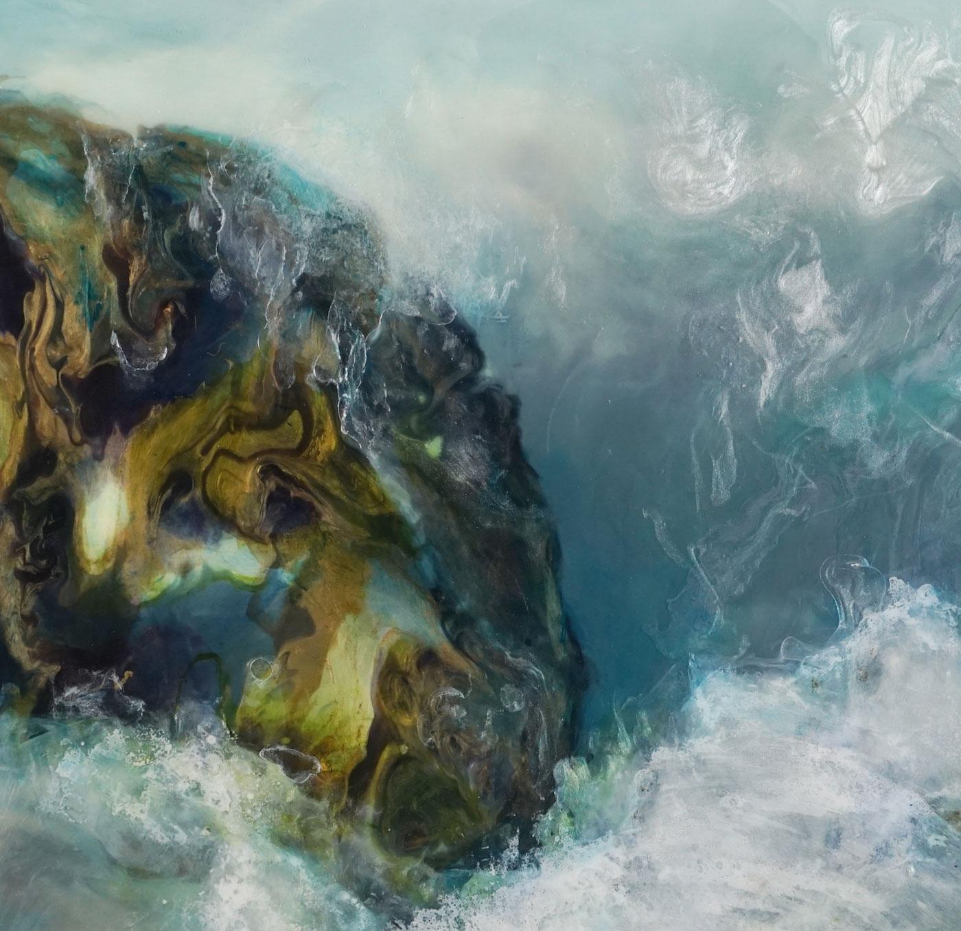 Gryphon Rock by Linda Ryan
